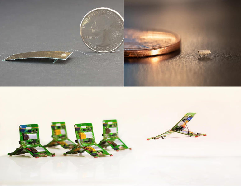 Tiny robots you didn't see coming