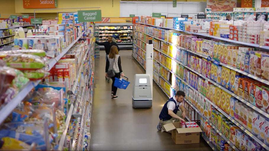 Retail-robots, machine learning and the robotics revolution at a store near you
