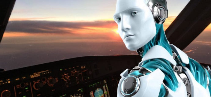 Robotics and the future of aviation - 3 examples of robot pilots