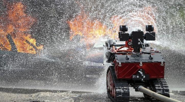 Top 3 disaster response robots to go where no man should not