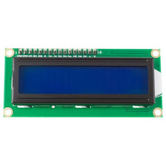 1602 LCD with i2c backpack arduino learning
