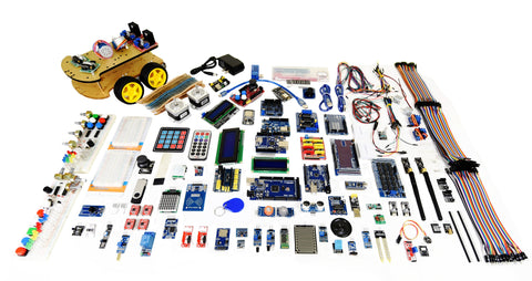A&R Colossus Arduino Starter Kit