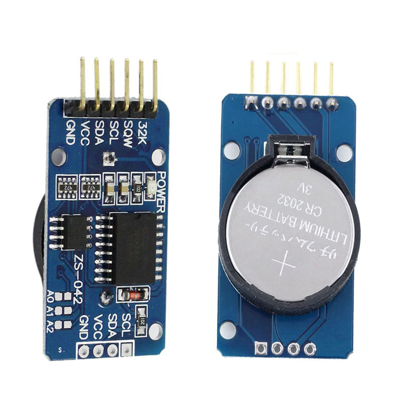 DS3231 Real Time Clock for Arduino