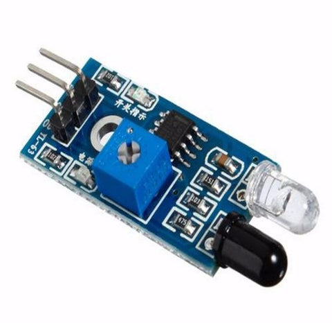 Infrared Obstacle Detection Sensor for Arduino