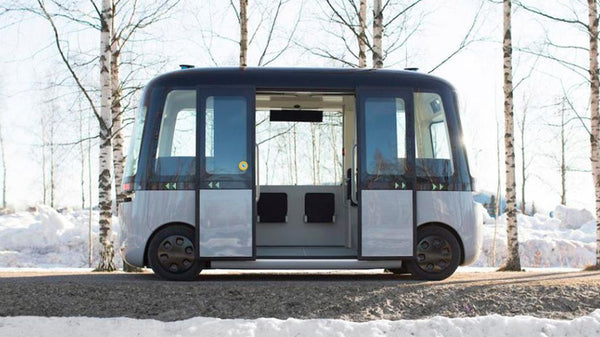 Finland-self-driving-bus