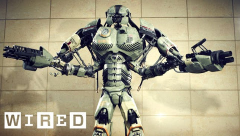 The Wired Mech