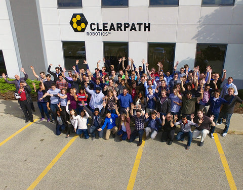 Clearpath Robotics Team