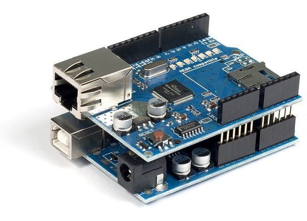 Ethernet Shield Arduino Connection