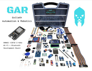 GAR Monster Starter Kit for Arduino