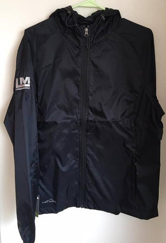 Eddie Bauer Wind Jacket - Black
