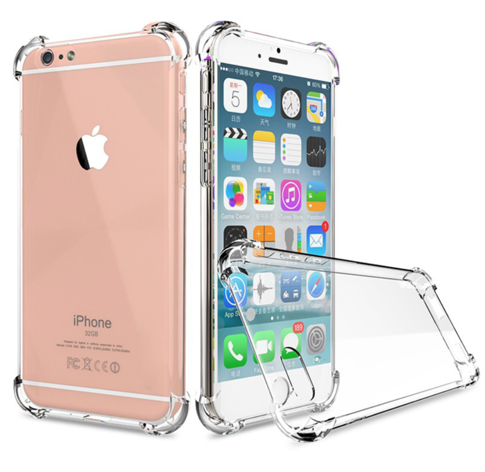 Clear smart phone case