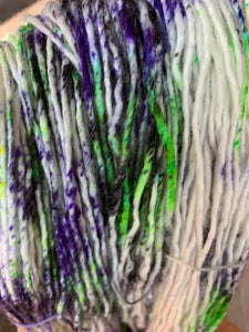 Resting Witch Face (Worsted single ply)
