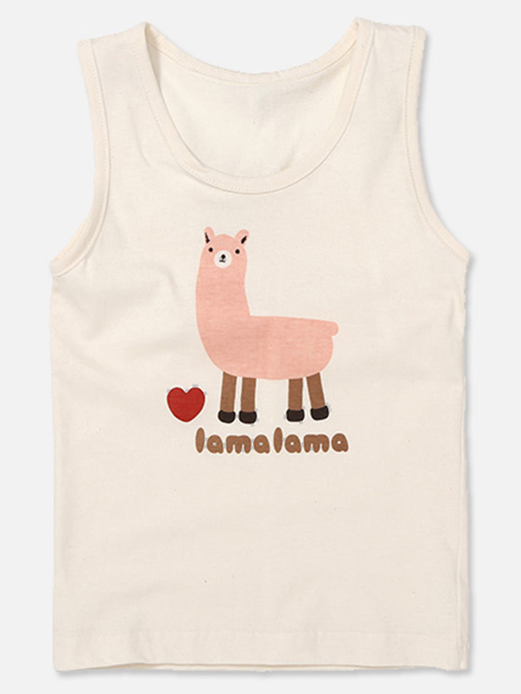 Toddler Girls Undershirt Tank Top - HiOrganic