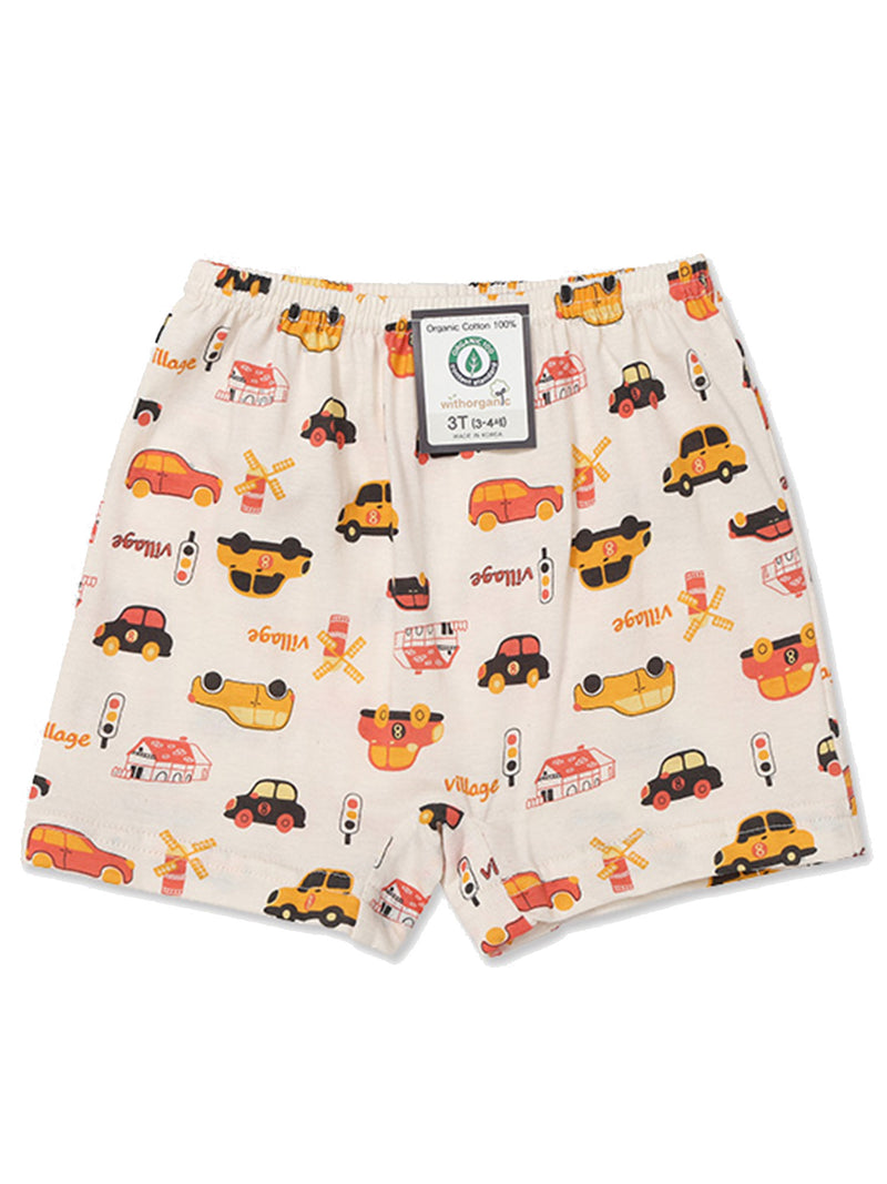 Toddler boys Boxer Brief - HiOrganic