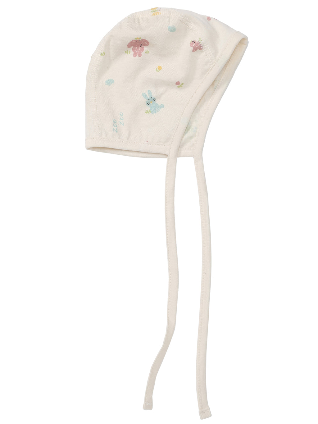 Newborn Infant Soft Bonnet Pilot Hat - HiOrganic
