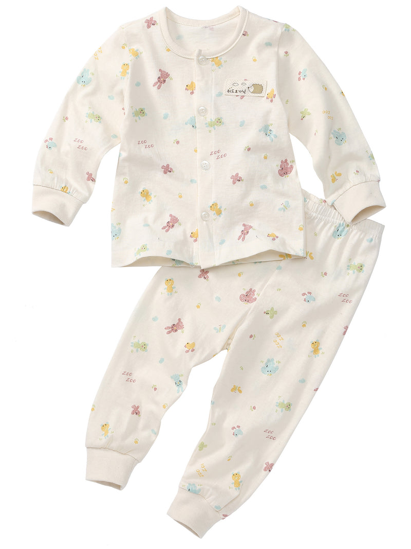 Infant Long Sleeve Two-Piece Set - HiOrganic