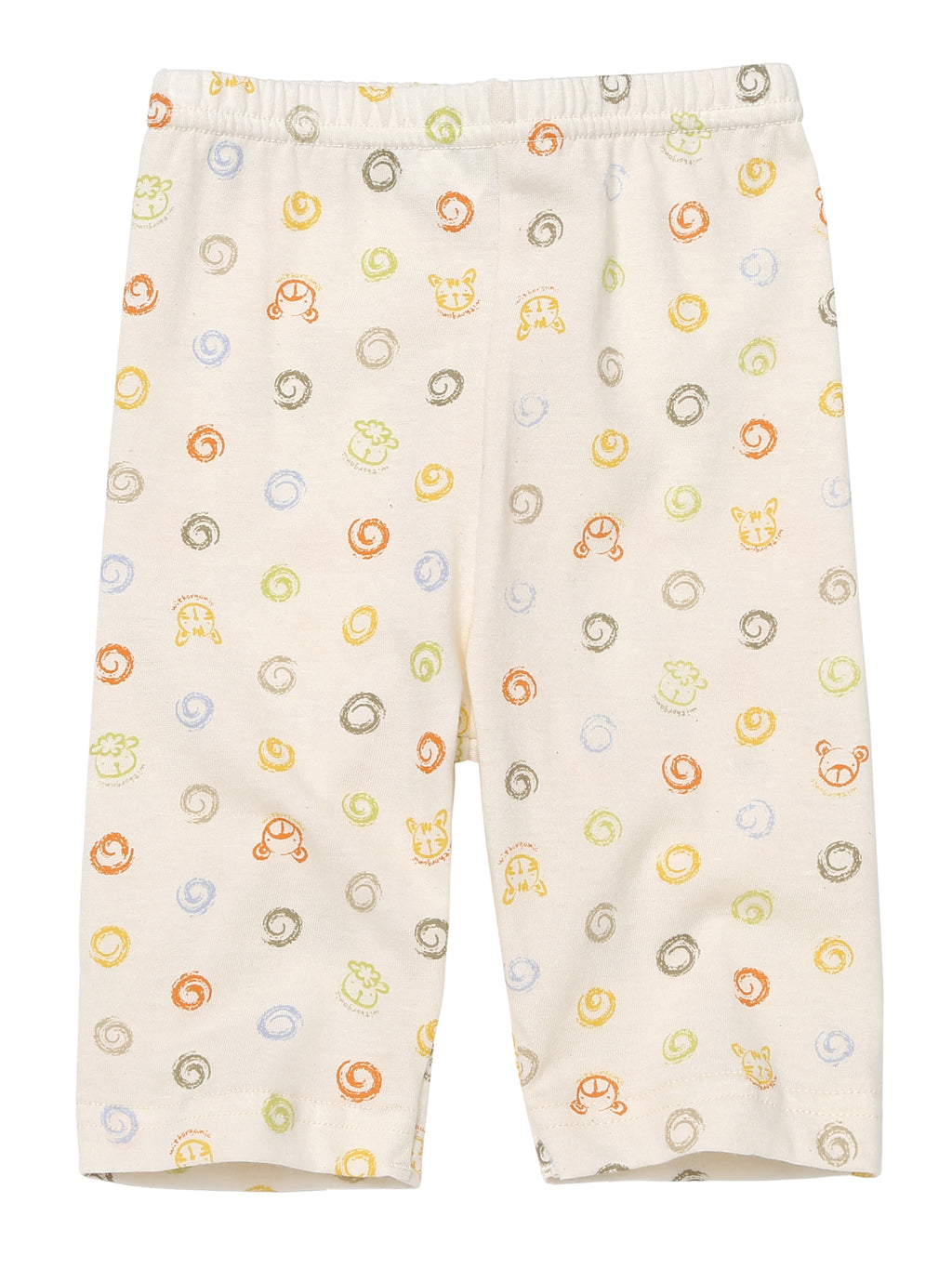 Infant Stretch Waist Capri Pants - HiOrganic