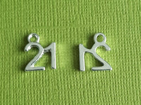 21st birthday charms 3