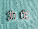 30th birthday charms 3