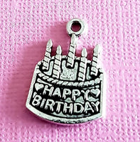 birthday cake charms 3
