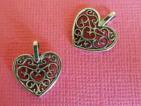 filigree heart charms 3