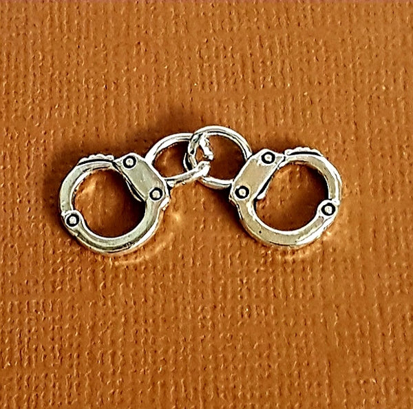 handcuffs charms