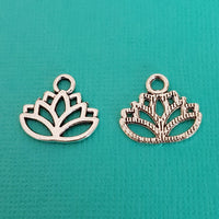 lotus flower charms 3