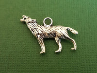 wolf charms