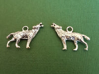 wolf charms 3