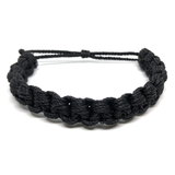 Image of Monster Knot Bracelet - black