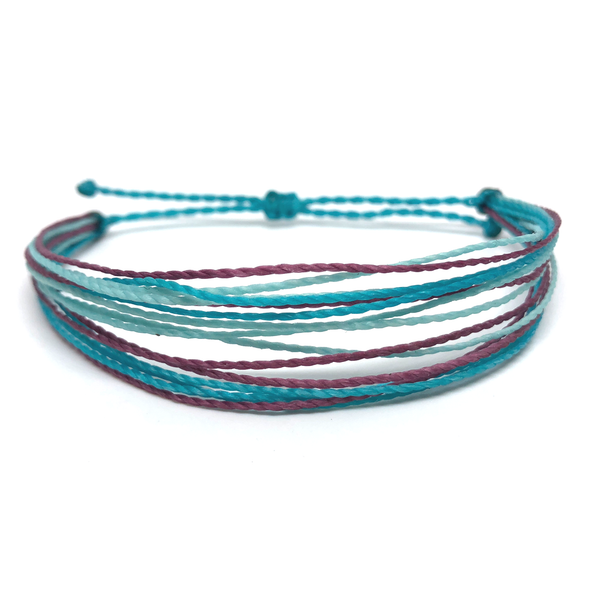 Simple String Bracelet - Siren
