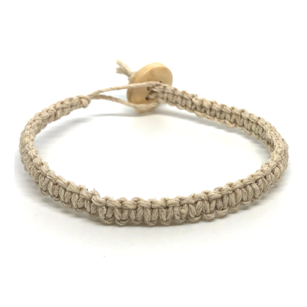 Single Hemp Bracelet - Original