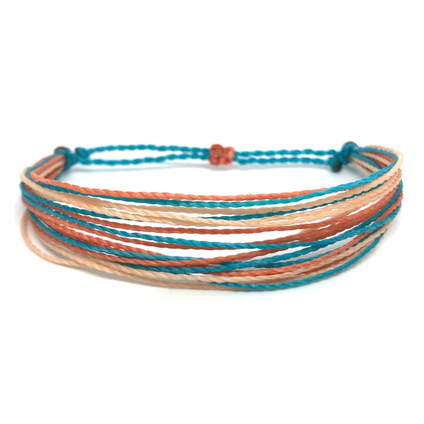Simple String Bracelet - Summer Nights