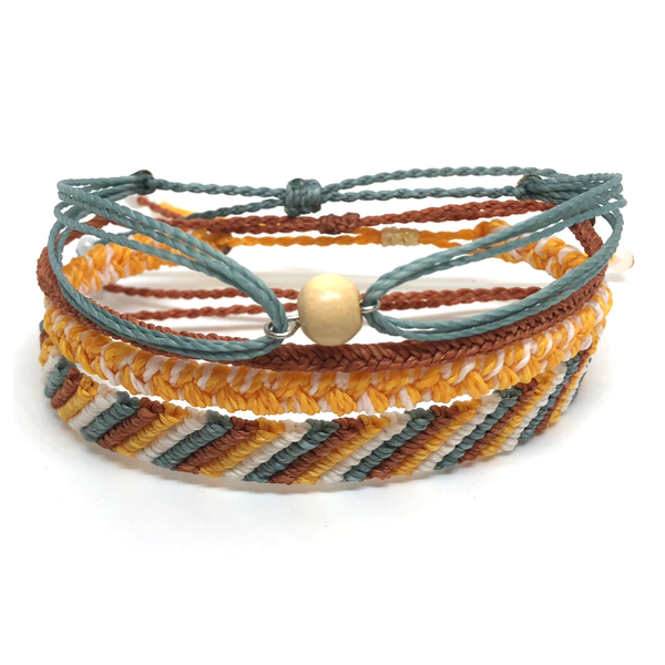 image ofTouch of Shine multi-layer bracelet set 4 layers