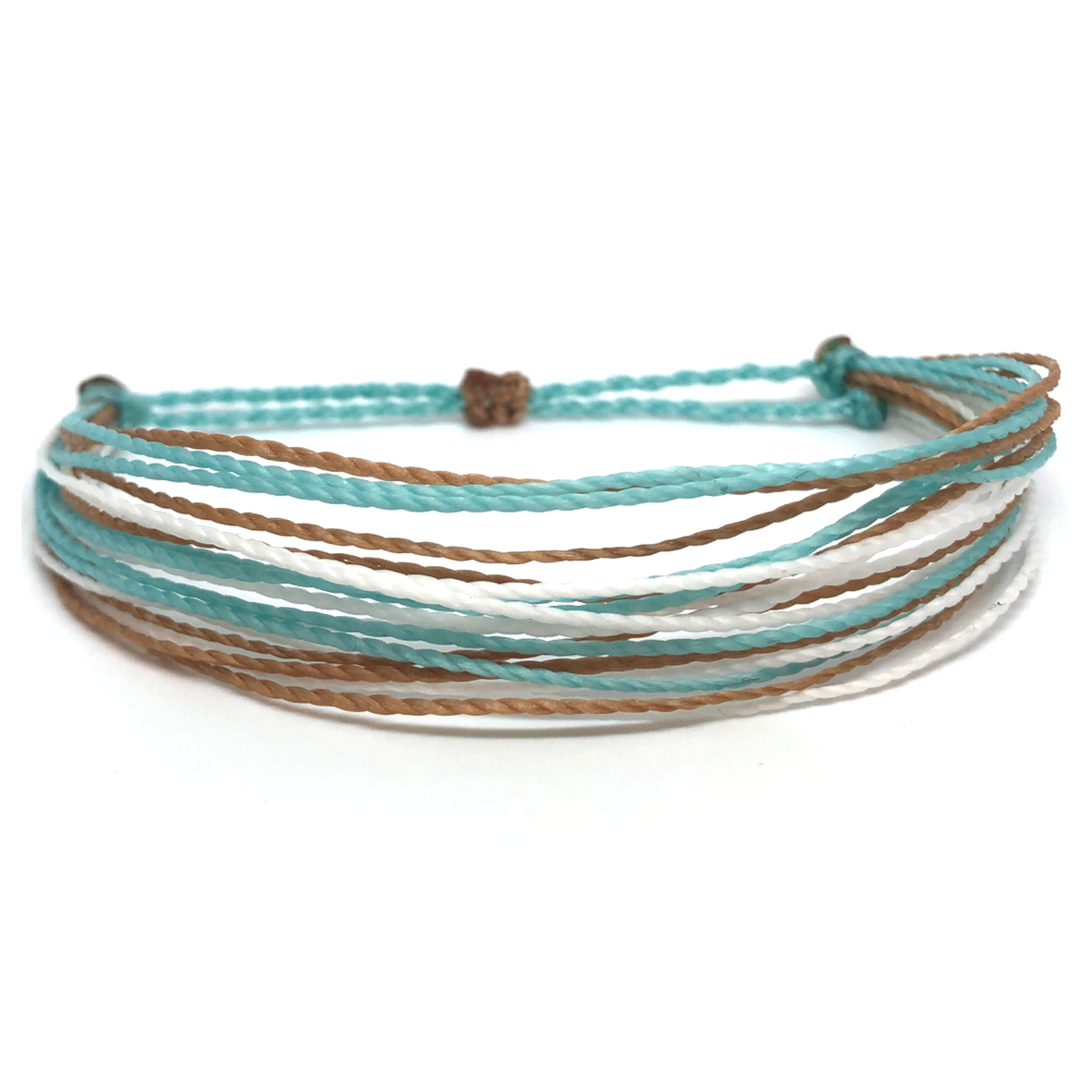 Simple String Bracelet - Seashore