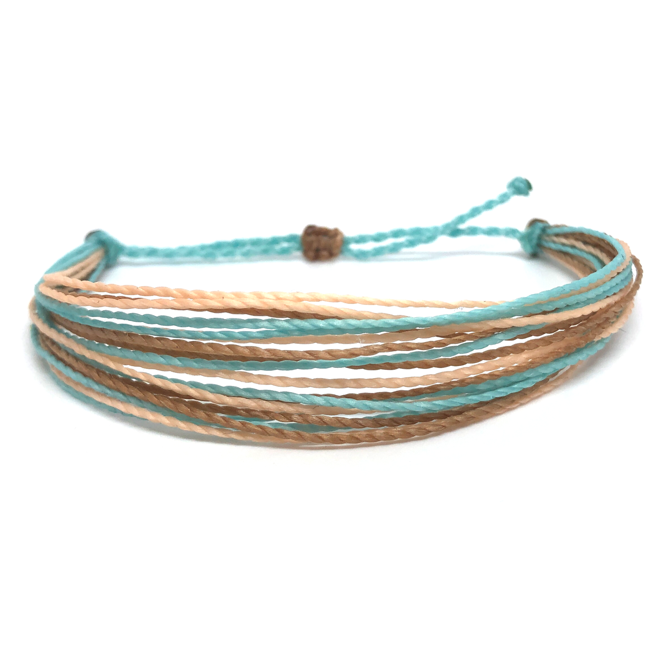 Simple String Bracelet - Toes in the Sand