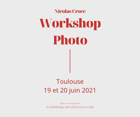 Workshop Photo Toulouse Juin 2021