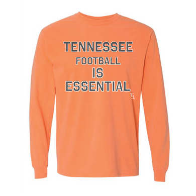 Football is Essential Longsleeve