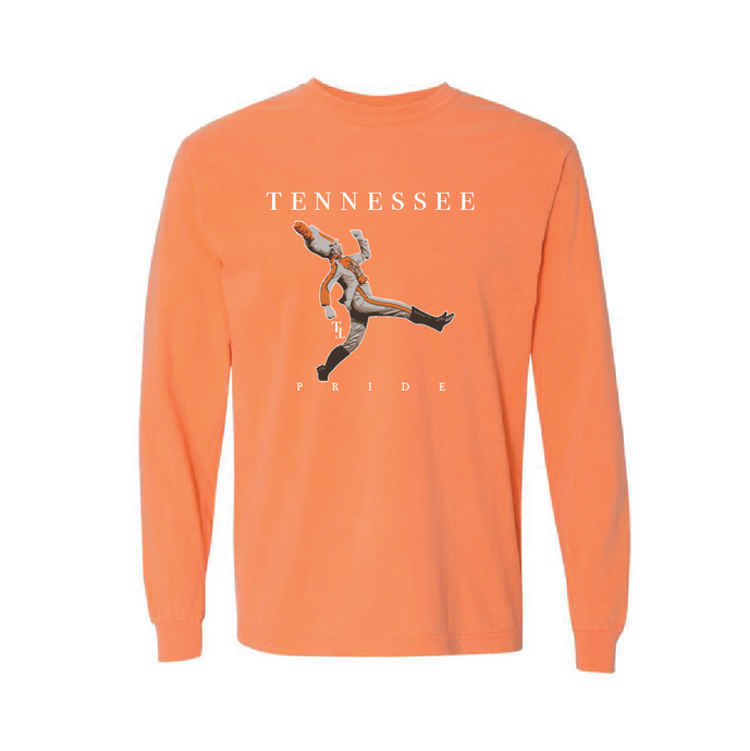 Tennessee t-shirt pride of the southland band long sleeve TriStar Tees