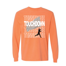 Load image into Gallery viewer, touchdown Tennessee Tristar tees long sleeve Daniel Boone