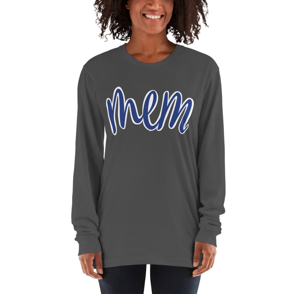 Memphis Long sleeve