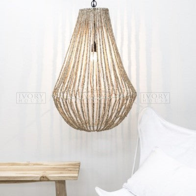 Aria Chandelier-Natural