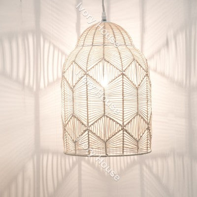 KUDU LIGHTSHADE IN NATURAL