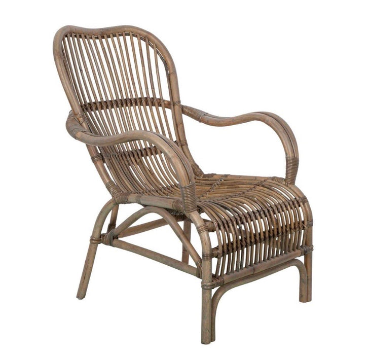Seville Rattan Chair in Natural