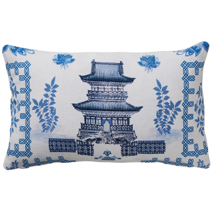 Oriental House 30x50 Cushion