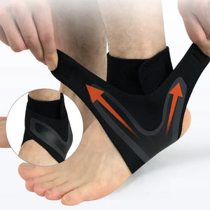 ORTHOPAXX™ Adjustable Ankle Brace
