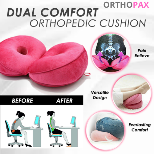 ORTHOPAX™ Dual Comfort Cushion