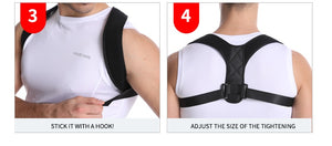 ORTHOPAXX™ Posture Corrector Back Body