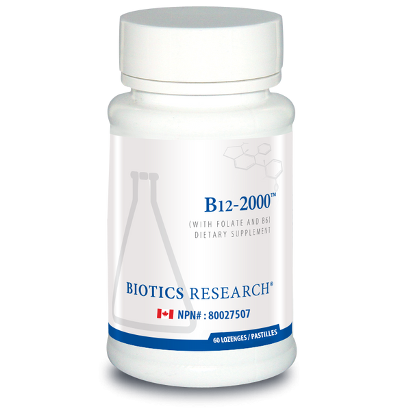 B12 2000 Lozenges > Inflammation