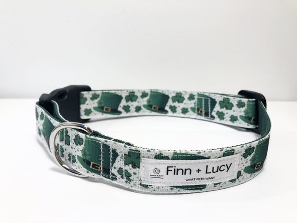 Shamrocks & Leprechauns - Finn & Lucy Premium Pet Gear